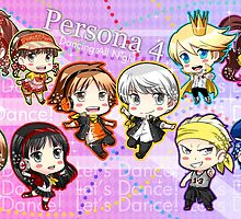 P4 Dancing All Night! by Riyunah
