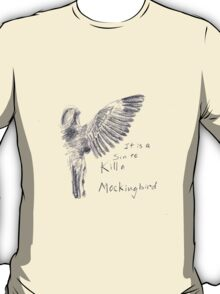 To Kill a Mockingbird - Transparent T-Shirt