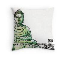 Japan : Hyogo Daibutsu Throw Pillow