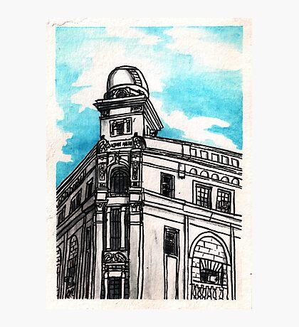 Philippines : Regina Building Photographic Print