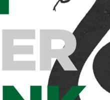 SlytherPUNK - Slytherin Sticker