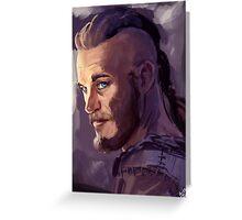 Ragnar Greeting Card