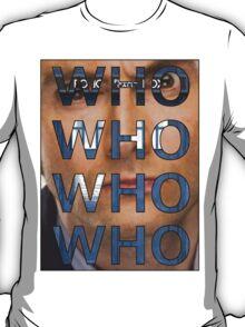 Descending Doctor Who T-Shirt