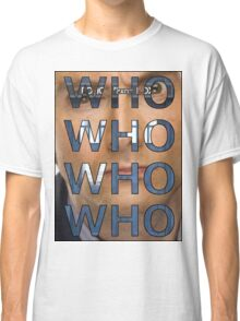 Descending Doctor Who Classic T-Shirt