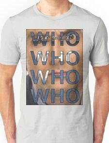 Descending Doctor Who Unisex T-Shirt