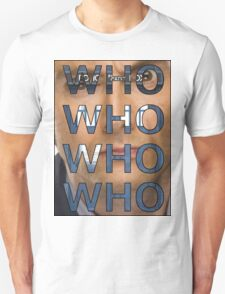 Descending Doctor Who Unisex T-Shirt