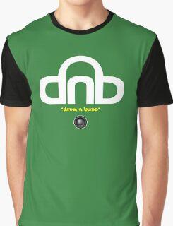 DNB (Drum N Bass) V2 Graphic T-Shirt