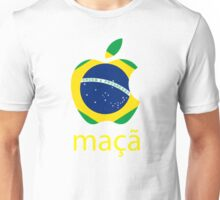 maçã Unisex T-Shirt