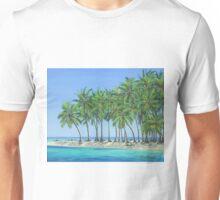 Tropical Lagoon Unisex T-Shirt
