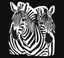 Flight Of The Conchords Zebra by BigTrace