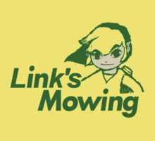 Link's Mowing Kids Clothes