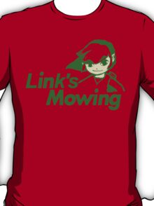 Link's Mowing T-Shirt