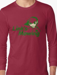 Link's Mowing Long Sleeve T-Shirt