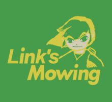 Link's Mowing One Piece - Short Sleeve