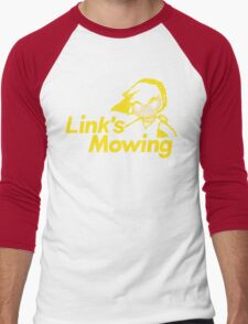 Link's Mowing Men's Baseball ¾ T-Shirt