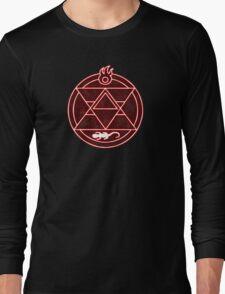 Flame Alchemist Long Sleeve T-Shirt