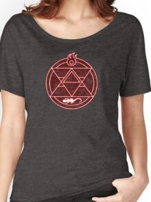 Flame Alchemist Women's Relaxed Fit T-Shirt