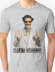 "Borat ""Great Success"" Unisex T-Shirt"