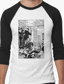 The Chase Men's Baseball ¾ T-Shirt