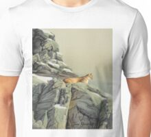 Cougar Perch Unisex T-Shirt