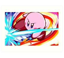 Kirby | Vulcan Kick Art Print