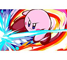 Kirby | Vulcan Kick Photographic Print