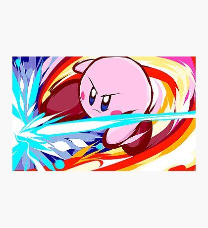 Kirby | Vulcan Kick Photographic Print