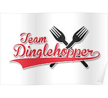 Team Dinglehopper Poster