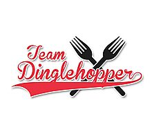 Team Dinglehopper Photographic Print