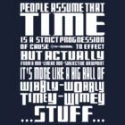 Timey Wimey Stuff by Samantha Casey
