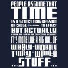 Timey Wimey Stuff by Sam C.