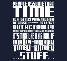 Timey Wimey Stuff by R. C.