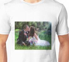 Smith Wedding Portrait Unisex T-Shirt