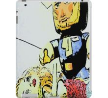 Han Solo Saves the Girl iPad Case/Skin