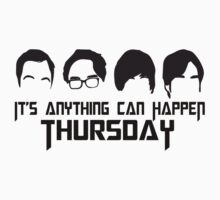 Big Bang - Its Anything Can Happen Thursday by Immortalized