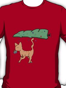 Kitty's Christmas Carnage T-Shirt