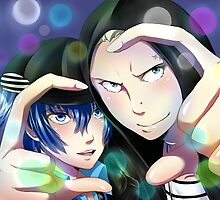 Kannao - Fashionable Duo by Riyunah