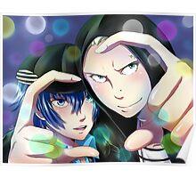 Kannao - Fashionable Duo Poster