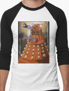 Dalek From Doctor Who Men's Baseball ¾ T-Shirt