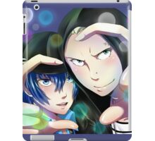 Kannao - Fashionable Duo iPad Case/Skin