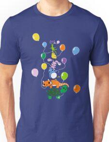 Tortoise Tower Unisex T-Shirt