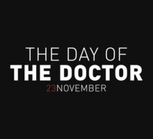The Day of The Doctor by nzahlut