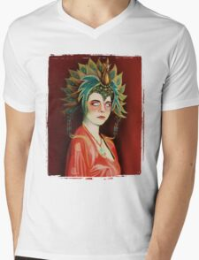 Kim Cattrall in Big Trouble In Little China Mens V-Neck T-Shirt