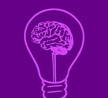 An Idea - Purple by Sinder Singh