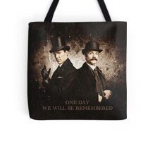 long live johnlock Tote Bag