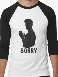 SORRY // Purpose Pack // Men's Baseball ¾ T-Shirt
