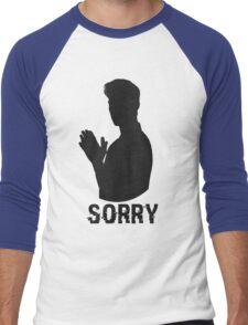 SORRY // Purpose Pack // Men's Baseball ¾ T-Shirt