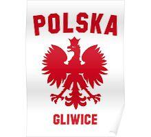 POLSKA GLIWICE Poster
