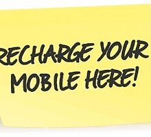 How To Recharge Mobile Online by pawangupta042