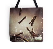 Bullet time Tote Bag